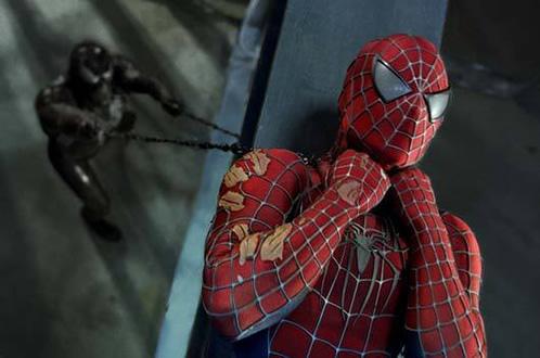 ¿Nueva imagen de Spiderman 3?